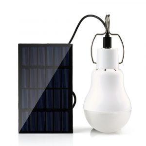 Bec solar portabil 15w