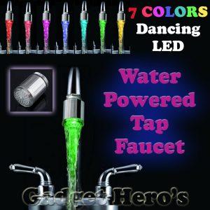 Cap baterie cu led multicolor