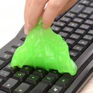 Gel pentru curățare tastatură