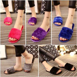 Papuci pufoși