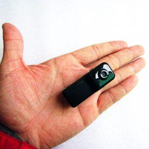 Mini cameră video spion DVR