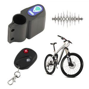 Alarmă antifurt pentru bicicletă