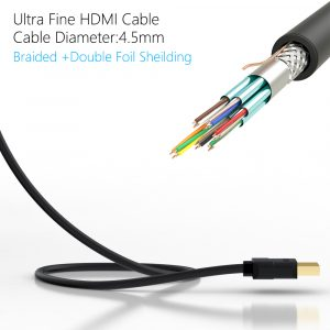 Cablu HDMI 2.0 5 metrii 4k ieftin de calitate