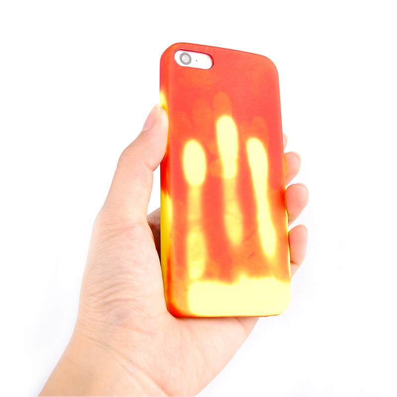 Husă termosensibilă iPhone 5s