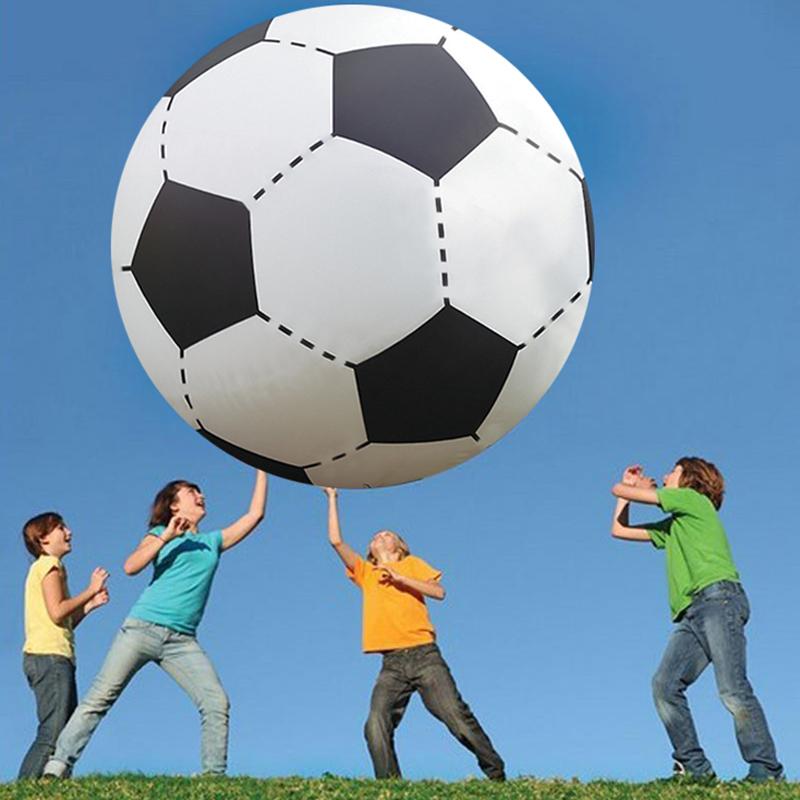 Minge fotbal și volei uriașă