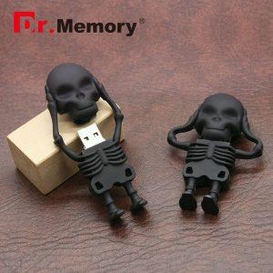 Stick USB ieftin schelet