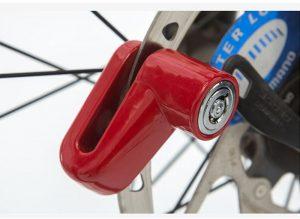 Antifurt ieftin pentru bicicletă