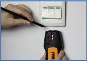Detector de cabluri electrice ieftin