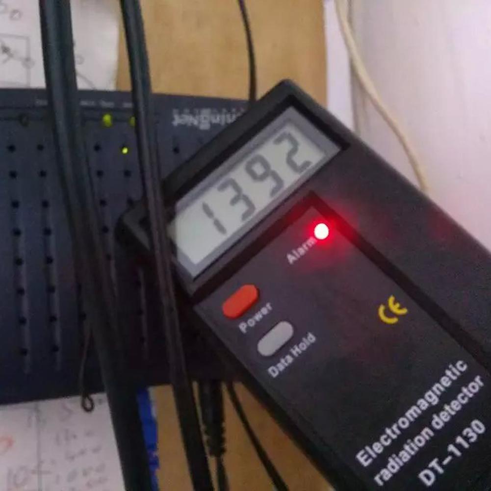 Detector de radiații electromagnetice