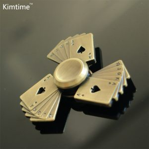 Spinner metalic poker