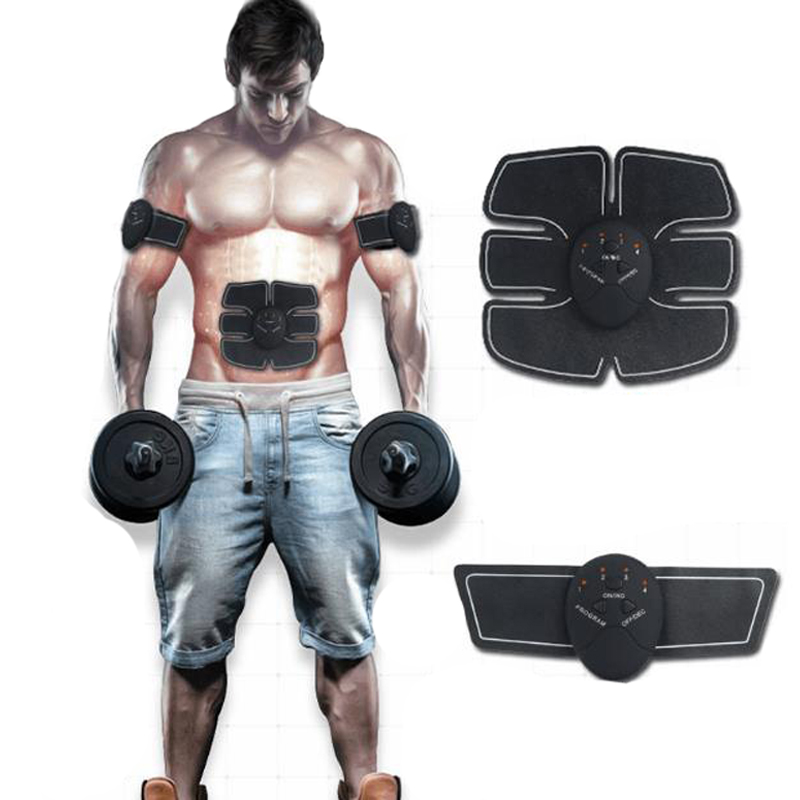Stimulator pentru mușchi abdominali și brațe
